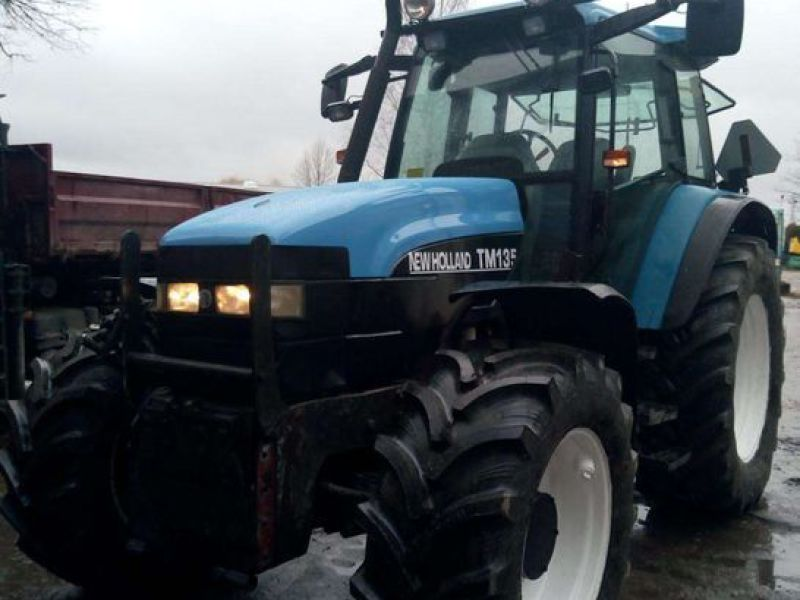 New Holland TM 135 4 WD - 15