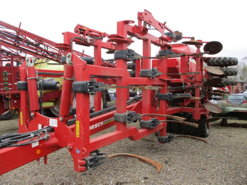 Horsch Tiger 4 AS/Pronto 4 TD Såsæt / Seed Drill Combination - 2