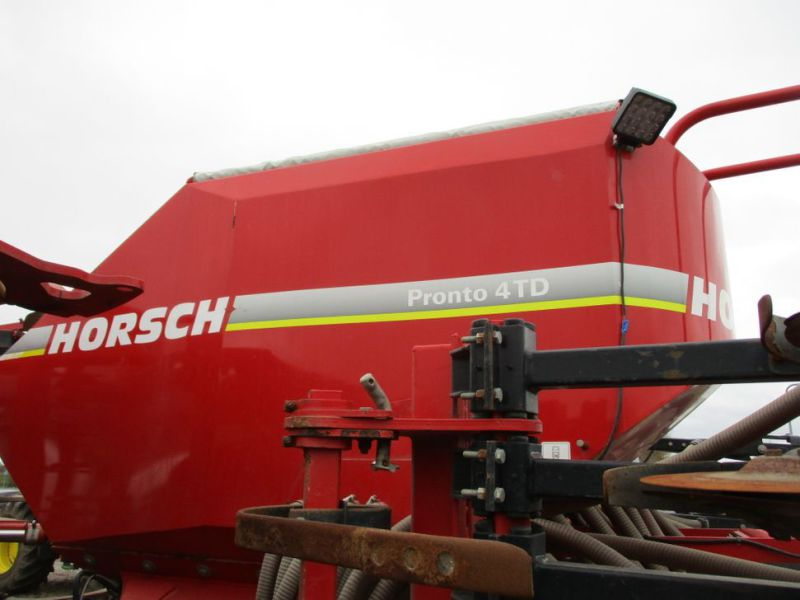 Horsch Tiger 4 AS/Pronto 4 TD Såsæt / Seed Drill Combination - 35