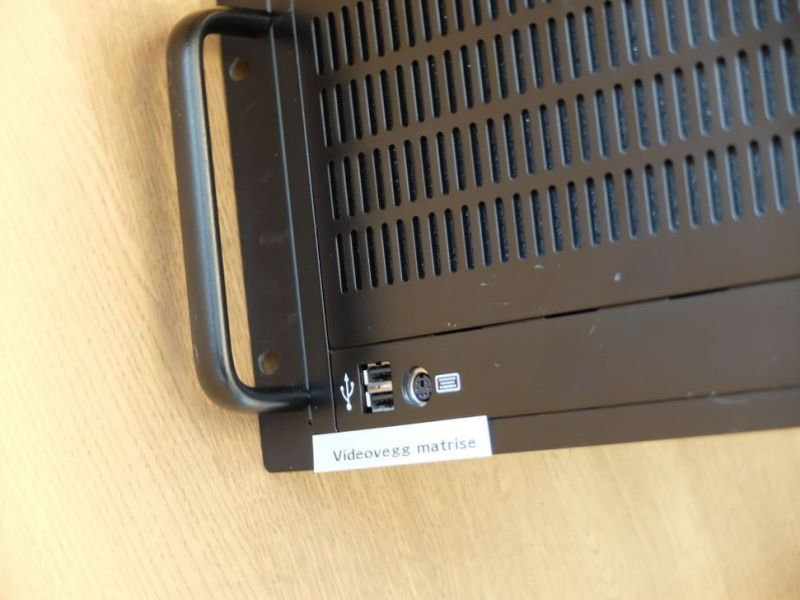 Matrox Videomatrise / PC for videovegg-løsning./ Computer Video Wall Solutions - 3