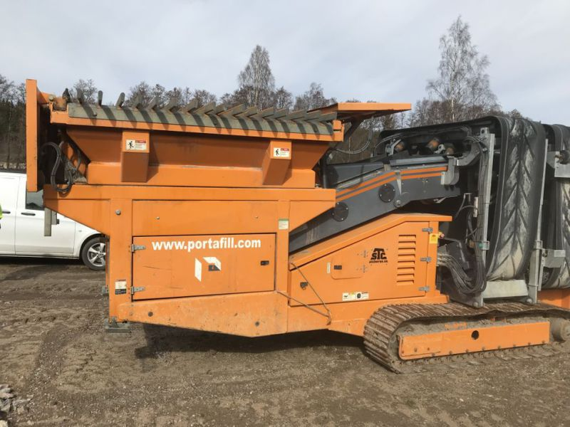 Portafill 3000 ST sorterverk / Portable screeing plant wash - 2