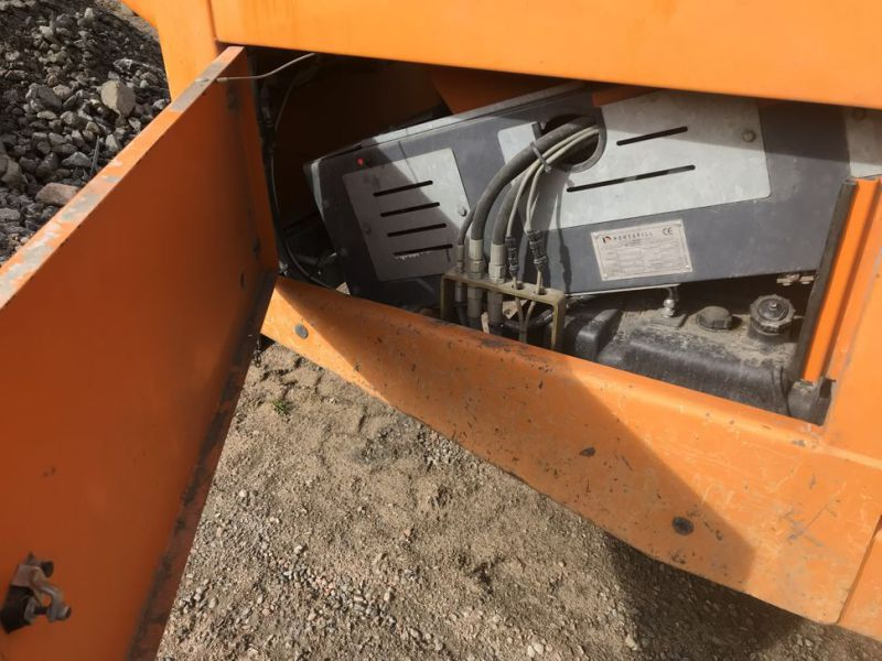 Portafill 3000 ST sorterverk / Portable screeing plant wash - 16