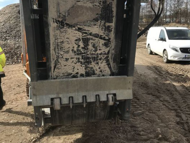 Portafill 3000 ST sorterverk / Portable screeing plant wash - 29