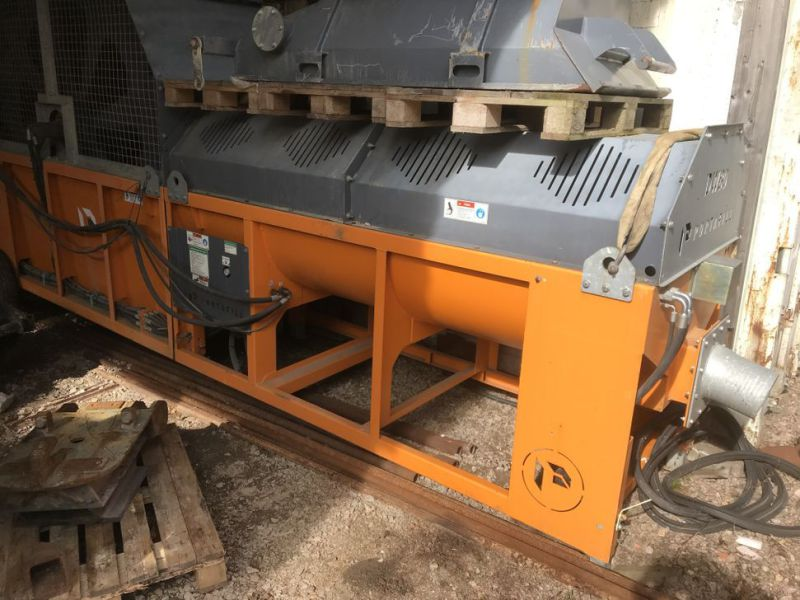 Portafill 3000 ST sorterverk / Portable screeing plant wash - 35