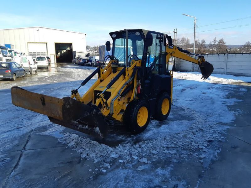 JCB 1CX/ loader - 1