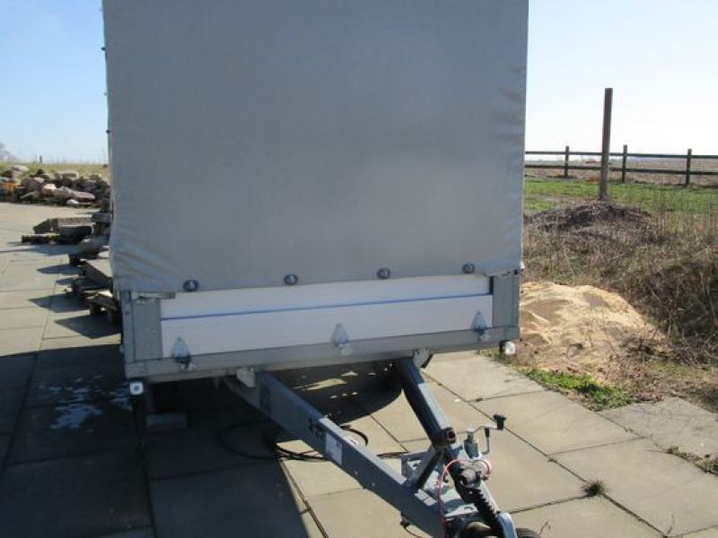 Brenderup / Thule lukket trailer / closed trailer - 9