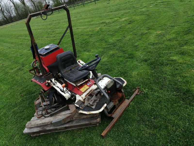 ruwterrein maaier  / Rough terrain mower   - 3