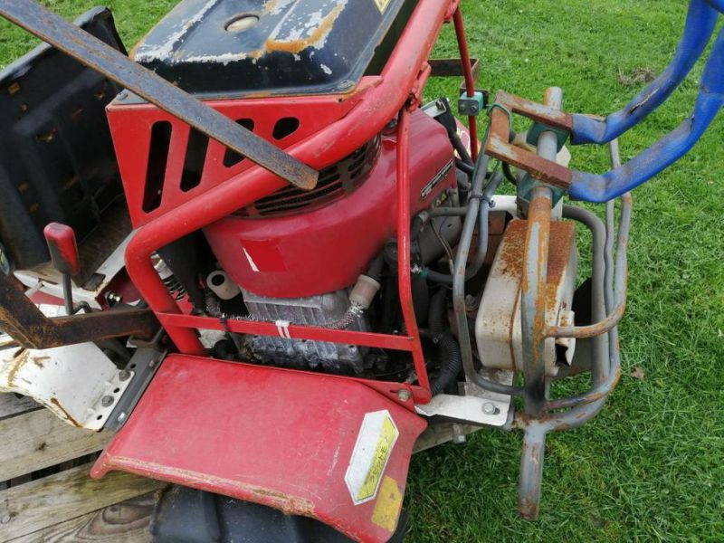 ruwterrein maaier  / Rough terrain mower   - 5