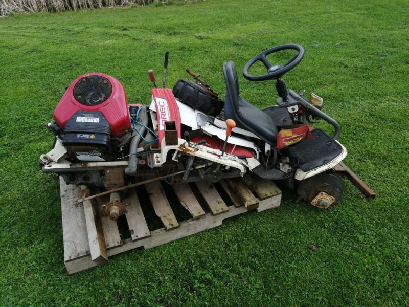 ruwterrein maaier  / Rough terrain mower   - 0