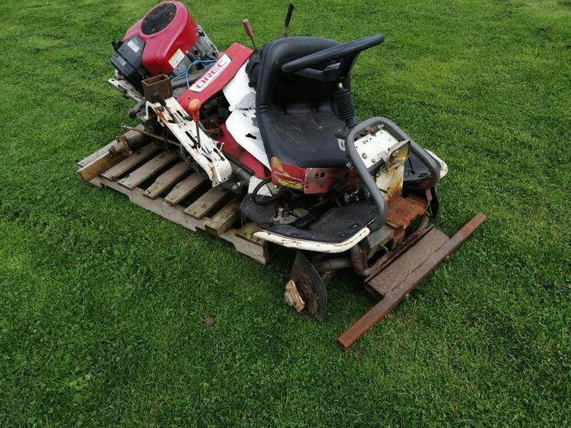 ruwterrein maaier  / Rough terrain mower   - 1