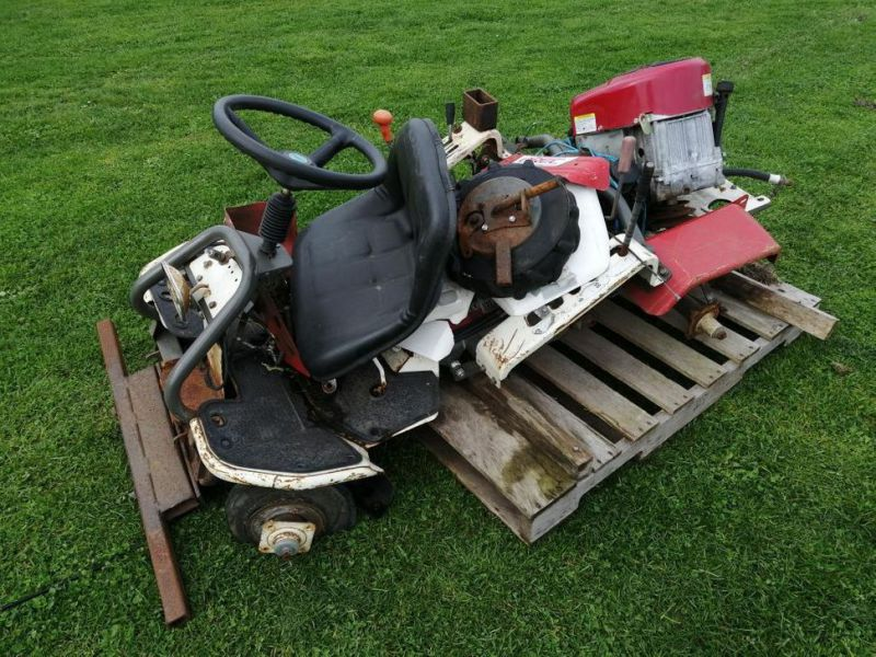 ruwterrein maaier  / Rough terrain mower   - 2