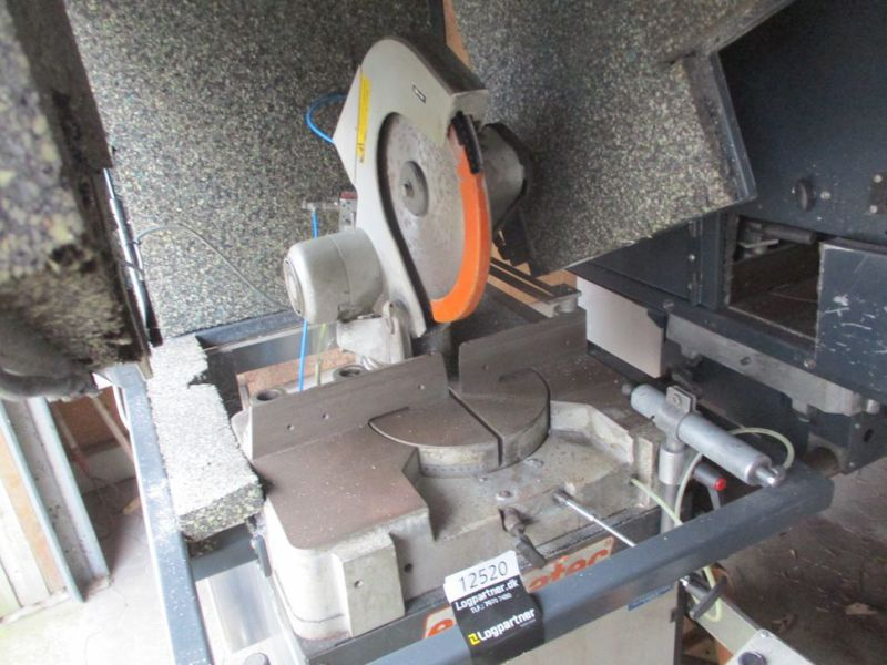 Elumatic DG 79/32 Afkorter Dobbelt / Mitre saw double - 5