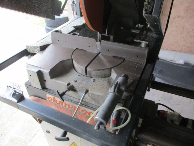 Elumatic DG 79/32 Afkorter Dobbelt / Mitre saw double - 9