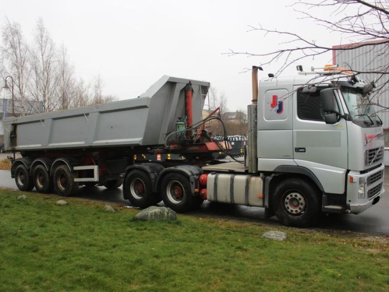 Nor slep 2008/ tipper semi-trailer - 3