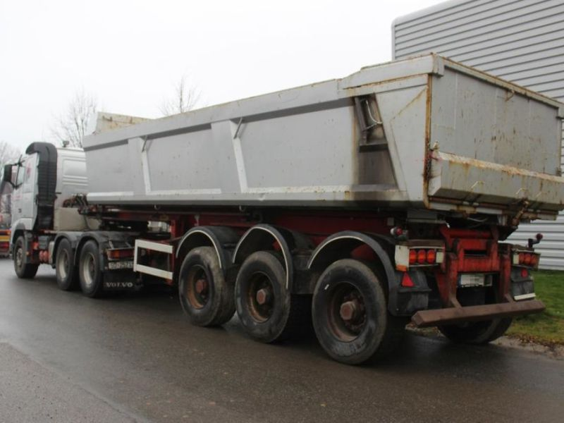 Nor slep 2008/ tipper semi-trailer - 0