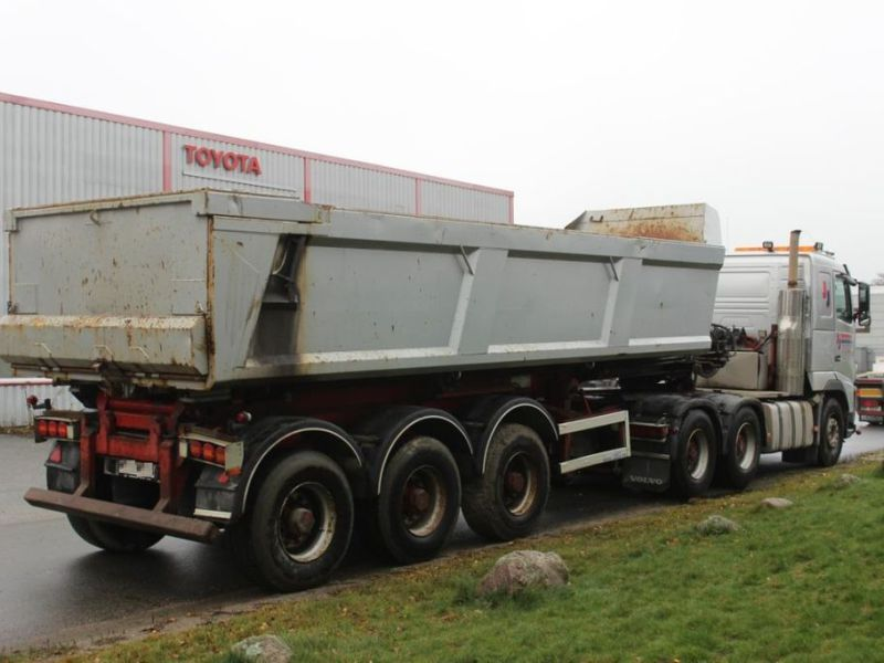 Nor slep 2008/ tipper semi-trailer - 1