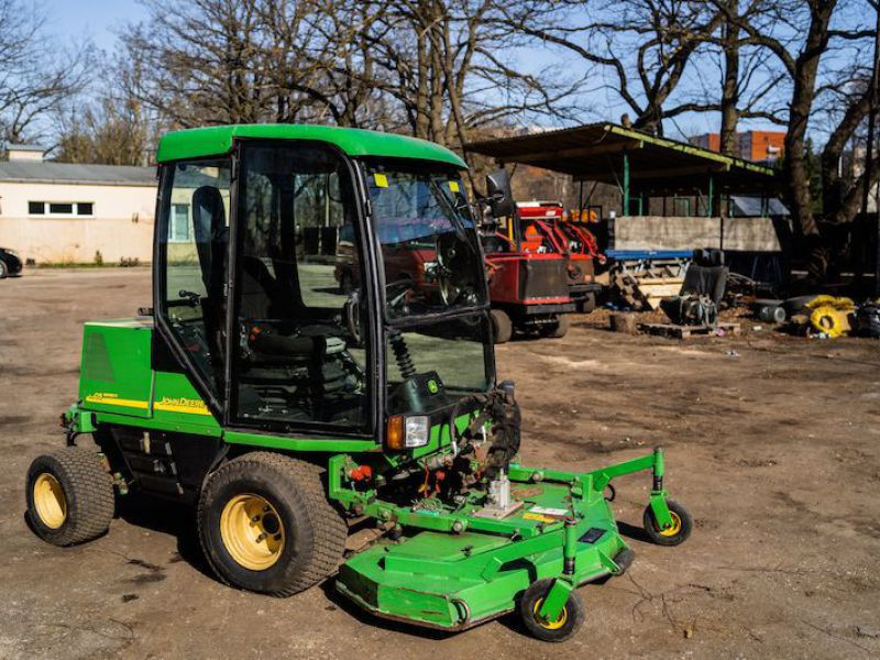 JOHN DEERE 1505/ Wide Area Rotary Mower - 0