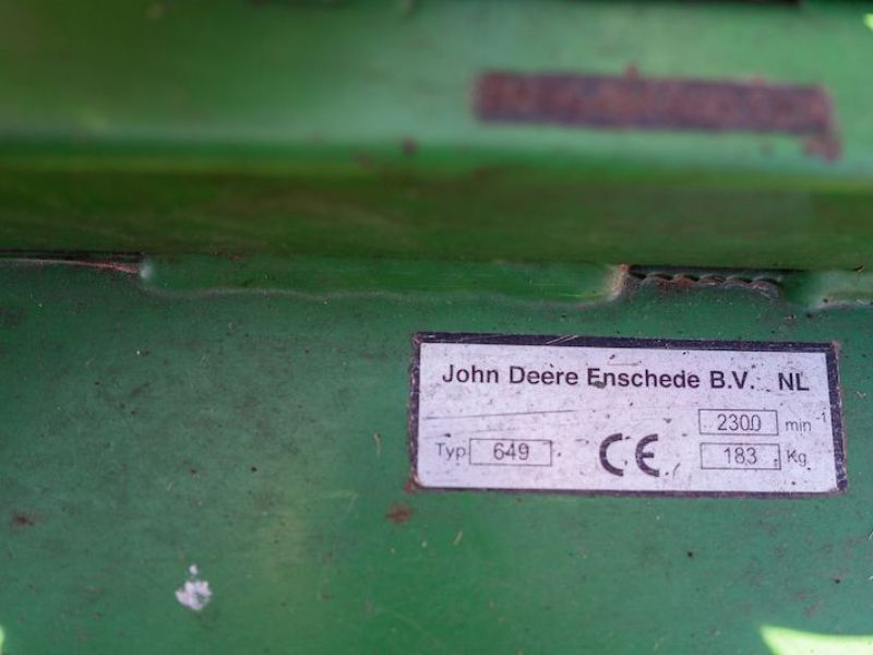 JOHN DEERE 1505/ Wide Area Rotary Mower - 25