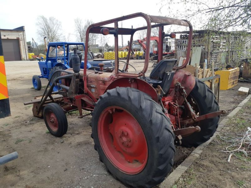 Volvo 4000/ tractor - 1