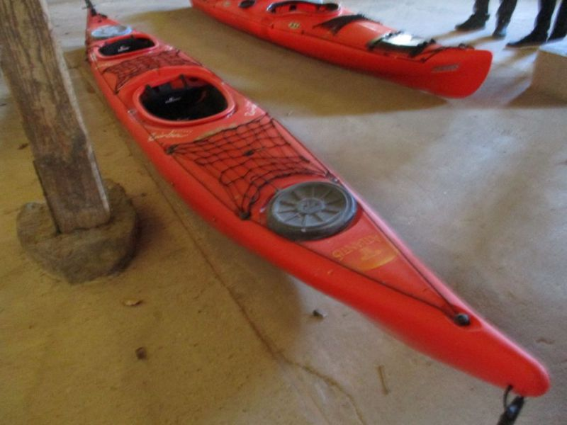 5 stk. 2-mands havkajakker / 5 pcs. Two-man sea kayaks  - 3