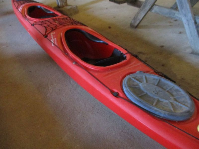 5 stk. 2-mands havkajakker / 5 pcs. Two-man sea kayaks  - 11