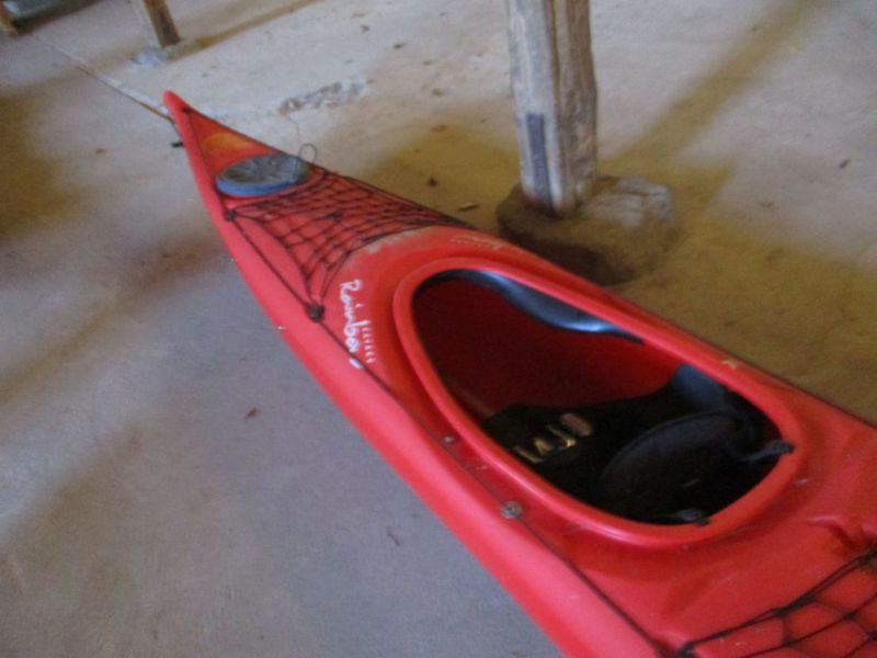 5 stk. 2-mands havkajakker / 5 pcs. Two-man sea kayaks  - 12