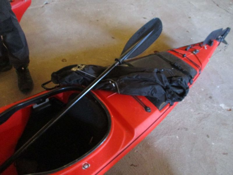 5 stk. 2-mands havkajakker / 5 pcs. Two-man sea kayaks  - 14