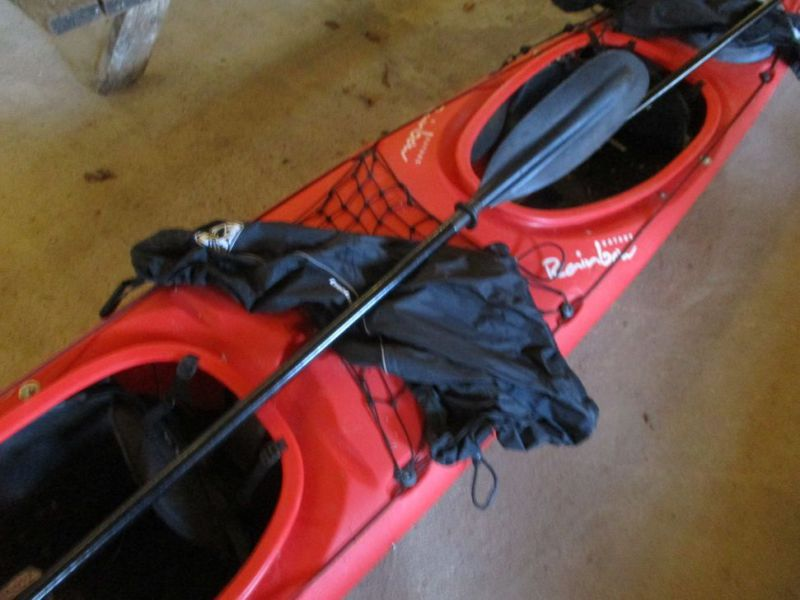 5 stk. 2-mands havkajakker / 5 pcs. Two-man sea kayaks  - 20