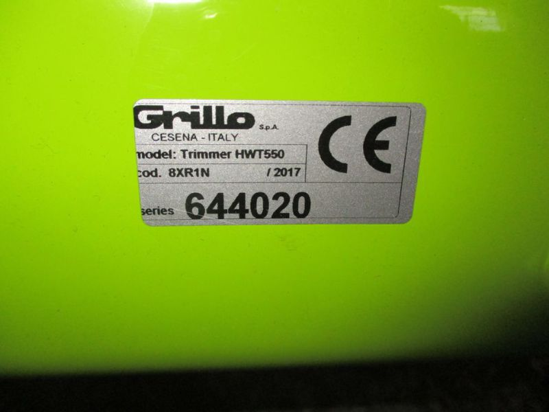 NY/NEW Grillo HWT550 Trimmer - 5