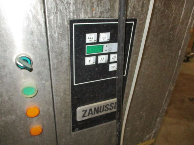 Zanussi PW2M Industrivasker 380V / Industrial Washer - 4
