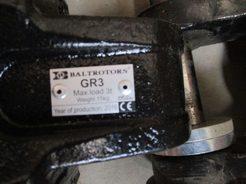 NY / NEW Rotator GR 3 Baltrotors  - 5