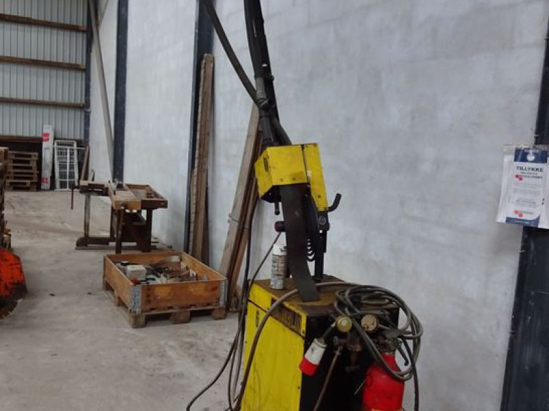 Esab LAG 315 CO2 svejseværk / welding machine      - 4