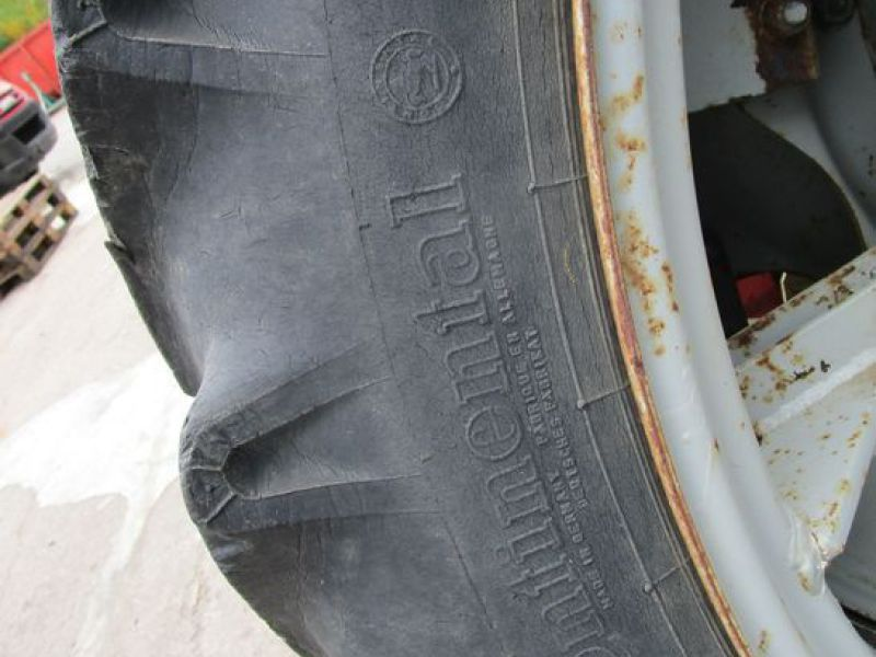 2 stk. Såhjul sæt Continental dæk 9,5-42 / 2 pcs. Seed wheel set Continental tires 9.5-42 - 1