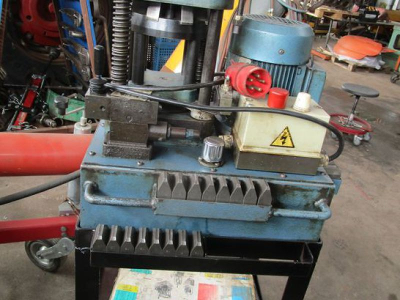 Slange presse / Hose press - 0