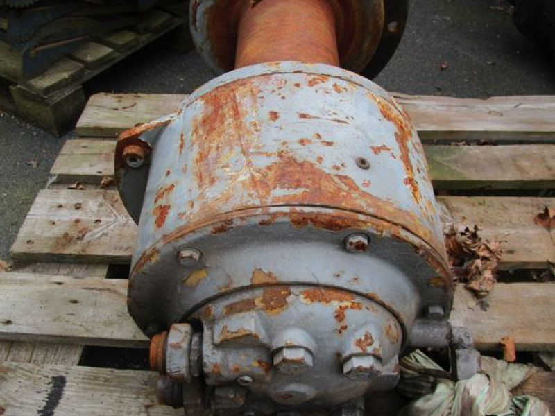 Hydraulisk Spil / whire - 1