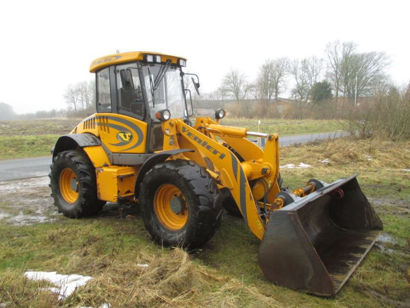 Gummiged Venieri 708A 7.5 tons / Wheel loader - 2
