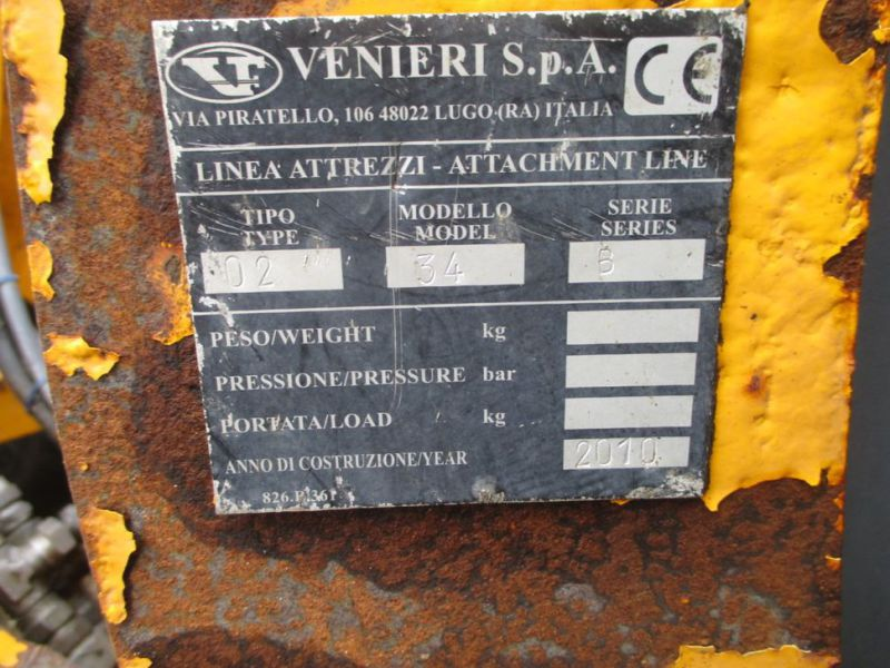 Gummiged Venieri 708A 7.5 tons / Wheel loader - 14