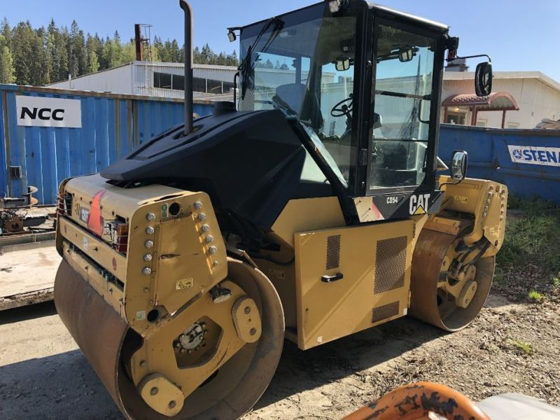 Caterpillar CD54 Vält/Roller - 2