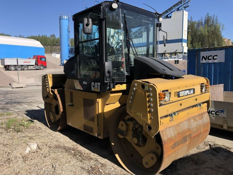 Caterpillar CD54 Vält/Roller - 3