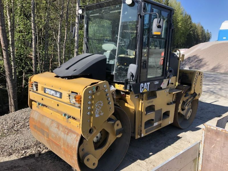 Caterpillar CD54 Vält/Roller - 5