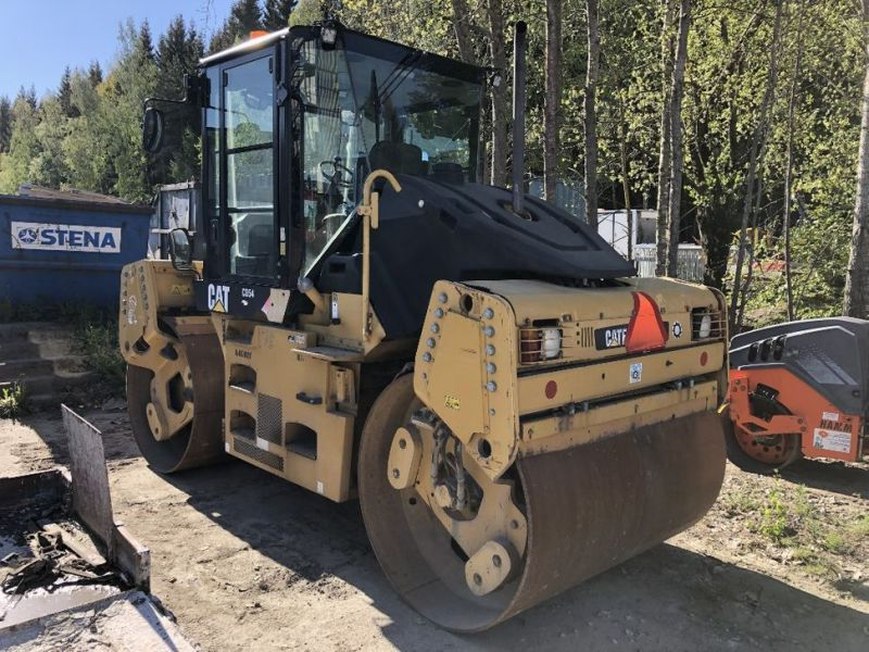 Caterpillar CD54 Vält/Roller - 7