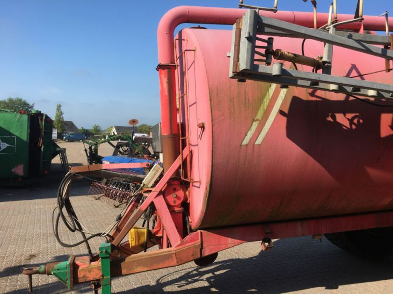 Gyllevogn 20000 L / Slurry trailer  - 16