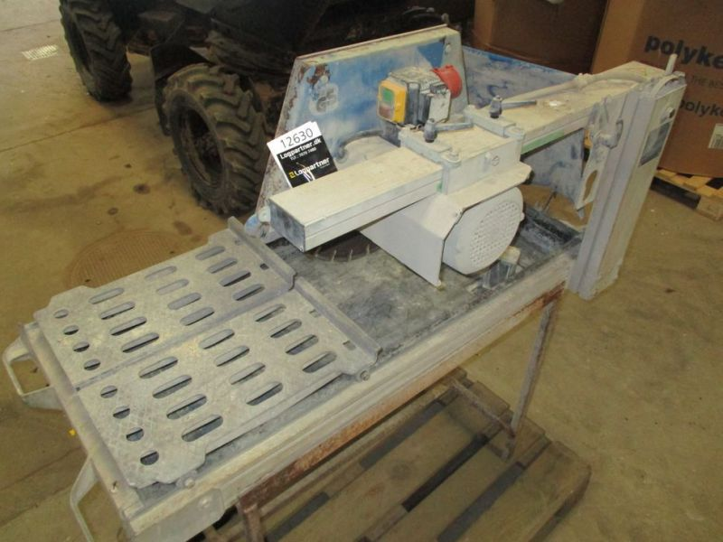 Lissmac Fliseskærebord Type ATS / Tile Cutting table - 3