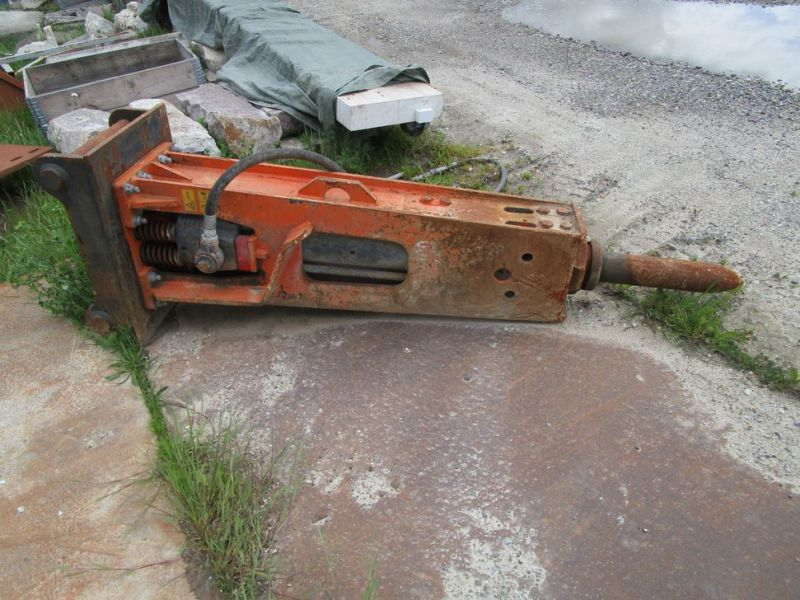 Beton hammer med S60 skift / Concrete hammer with S60 shift - 0