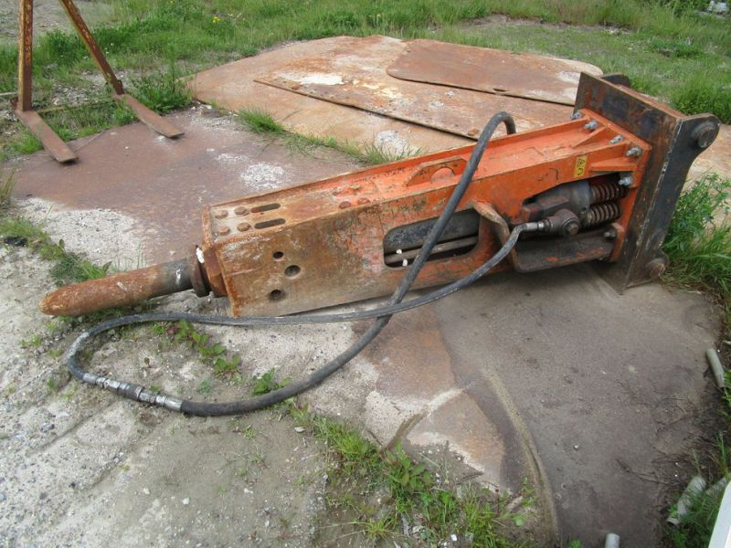 Beton hammer med S60 skift / Concrete hammer with S60 shift - 5