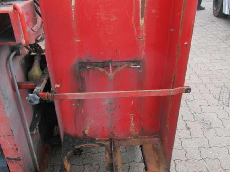 ATC asfalt kasse med 2 kasser og snegle (DI1658) / asphalt box with 2 boxes and augers (DI1658) - 1