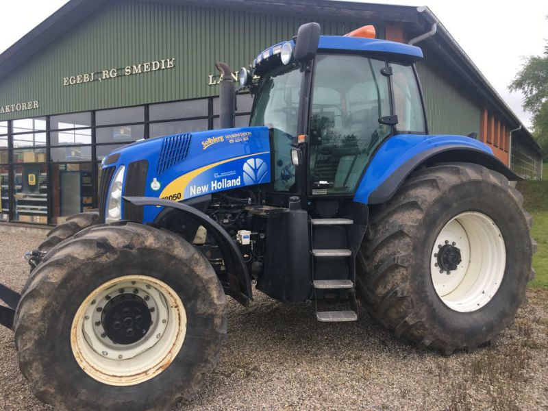 New Holland T 8050 SS  - 0