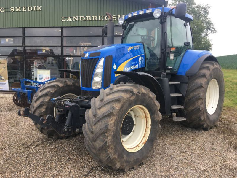 New Holland T 8050 SS  - 1