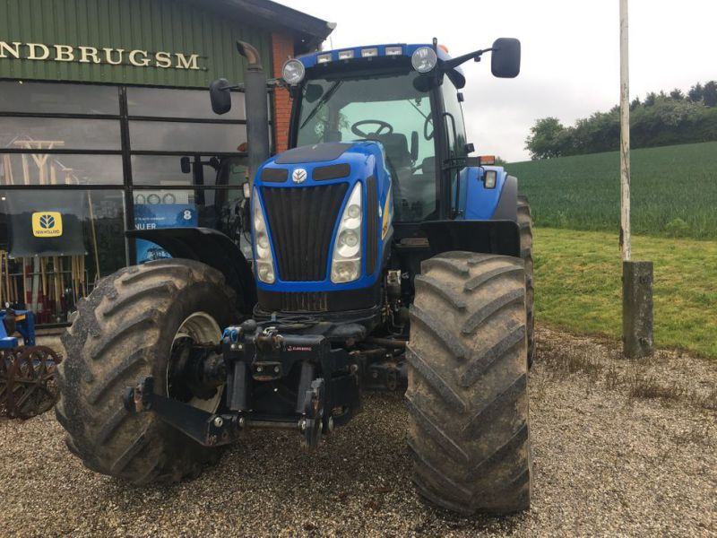 New Holland T 8050 SS  - 2