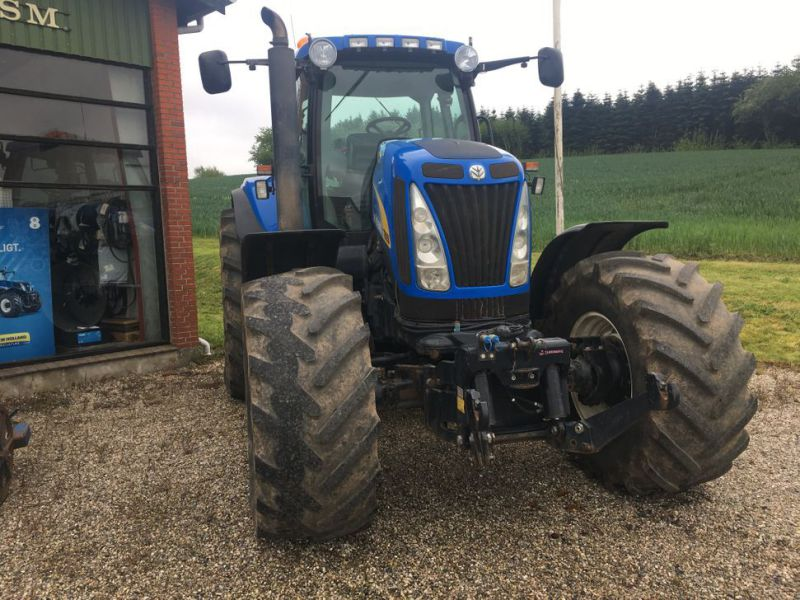 New Holland T 8050 SS  - 3